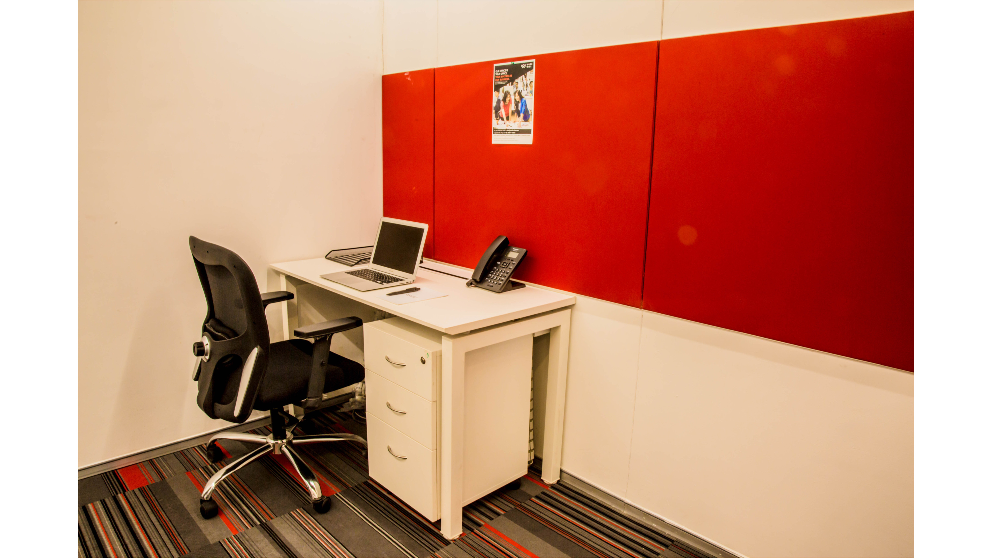 GoOffice 6092 1 Seater Private Cabin | Lower Parel