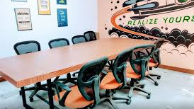 GoSpace 7104 10 Seater Conference Room | Dwarka