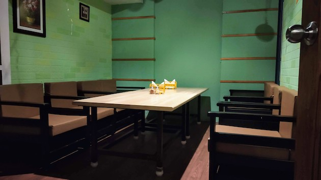 GoSpace 1029 10 Seater - Meeting space
