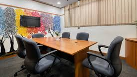 GoSpace 7105 10 Seater Meeting Room | Dwarka