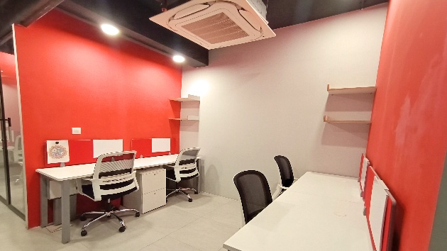 GoOffice 4067 10 Seater Private Cabin