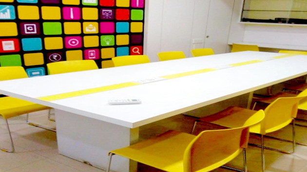 GoSpace 4064 12 Seater-Conference Room   AJC Bose Road