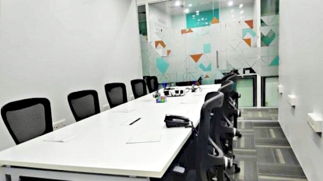 GoSpace 5100 12 Seater - Conference Room