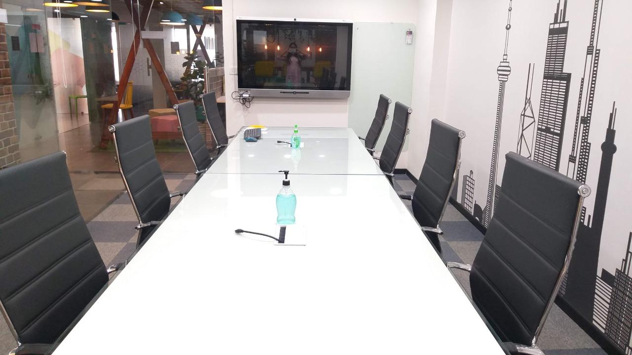 GoSpace 4055 14 Seater Training Room | Ahmedabad