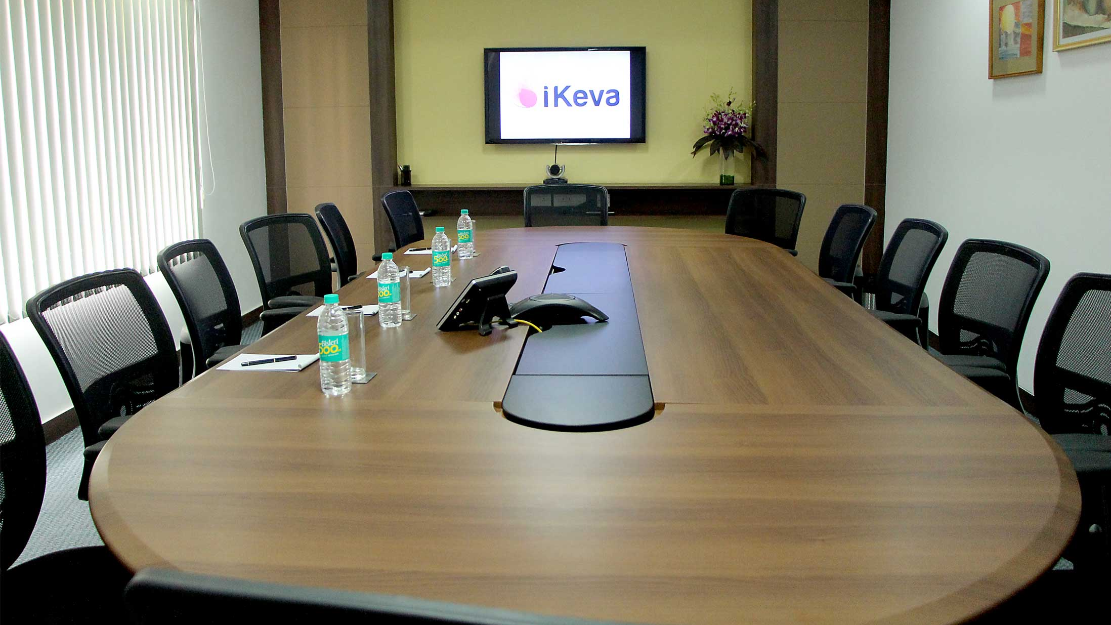 GoSpace 2696 15 Seater Conference Room | MG Road