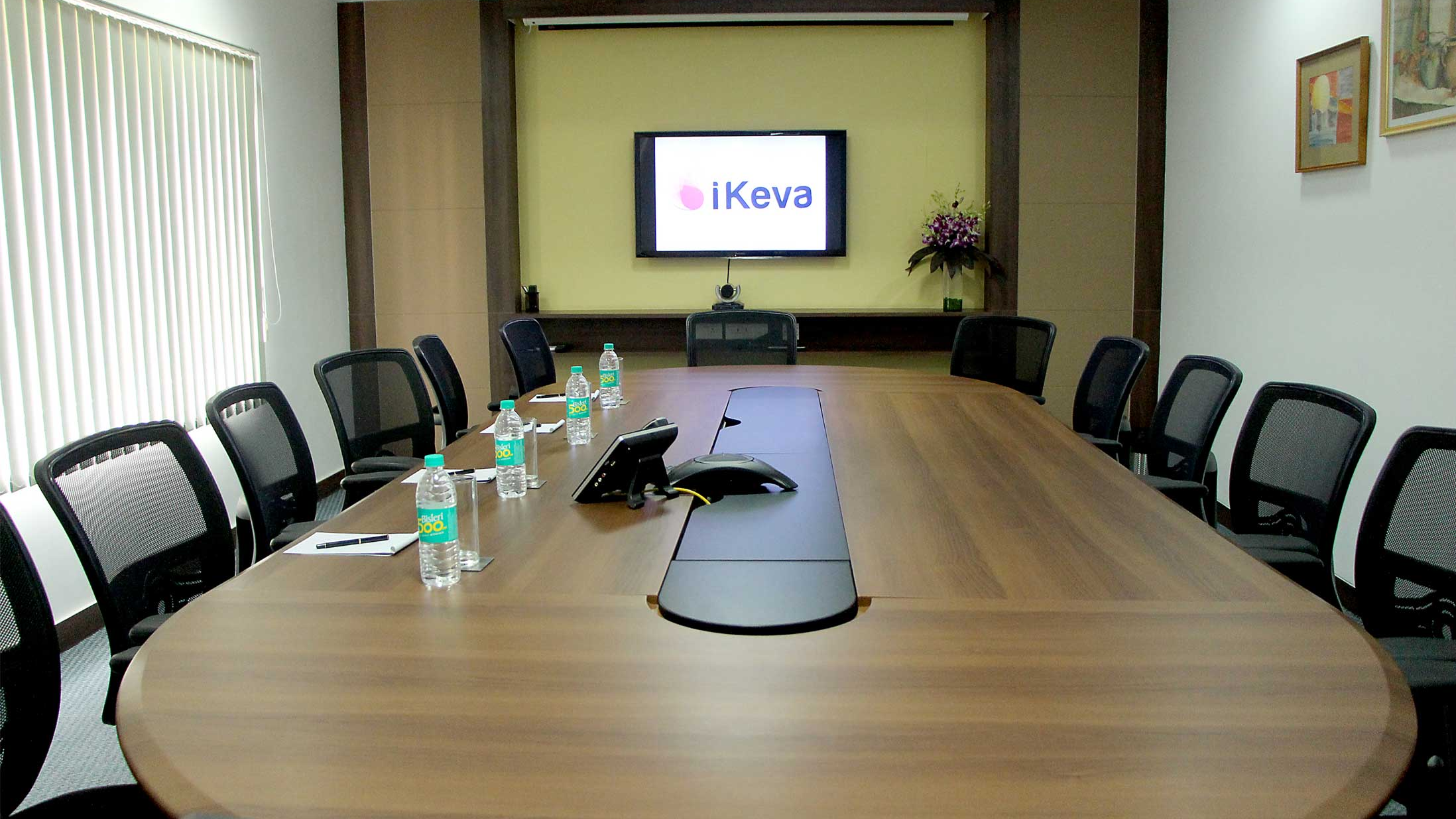 GoSpace 6084 15 Seater Conference Room | Powai