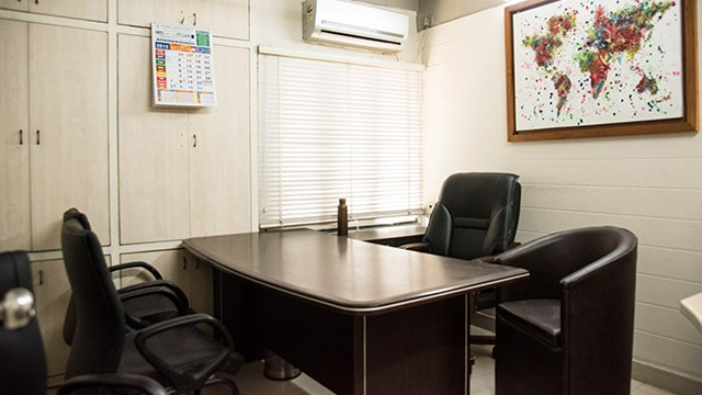 GoOffice 1023 Manager Cabin