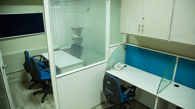 GoOffice 1026 6 Seater Private Cabin