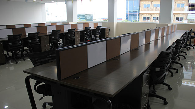 GoOffice 3004 Open Desks