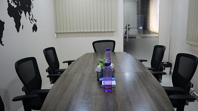 GoSpace 3008 8 Seater - Meeting space