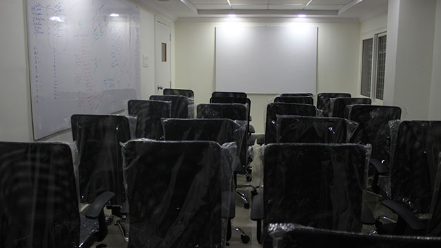 GoSpace 3001 15 Seater - Training Room