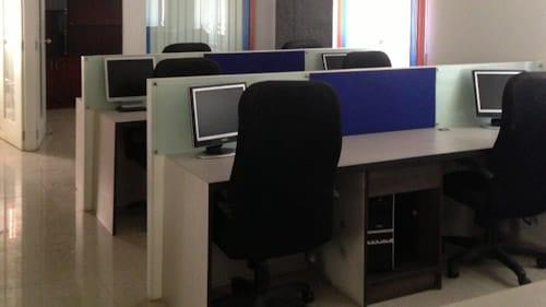 GoOffice 2029  Open Desks