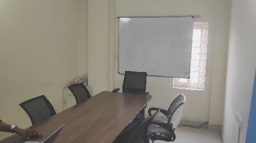 GoSpace 3019 8 Seater - Meeting space