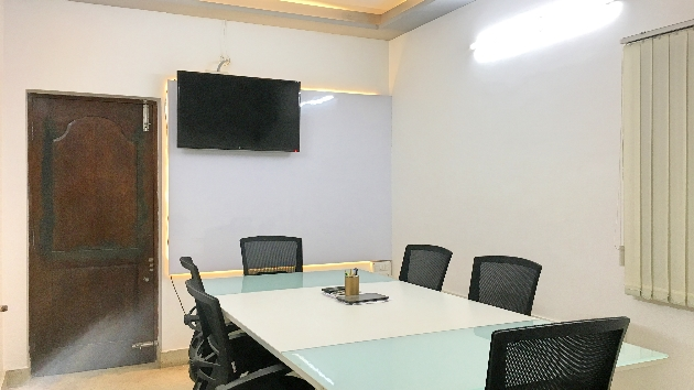 GoSpace 2081 6 Seater - Meeting Room