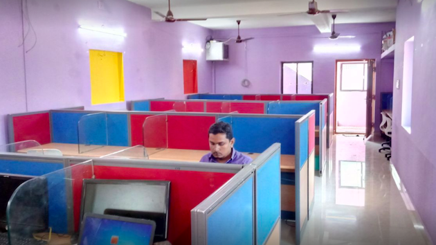 GoOffice 1013 Open Desks