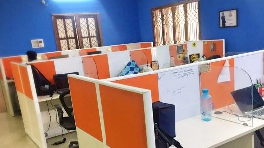 GoOffice 2040  Open Desks