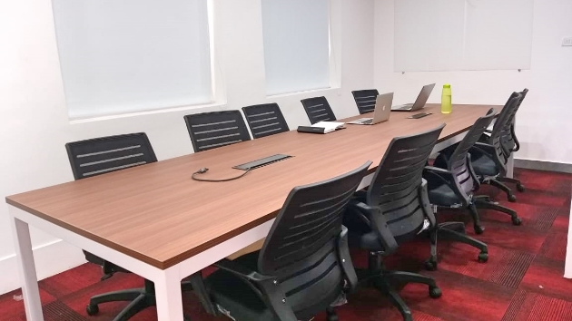 GoSpace 2103 10 Seater - Meeting space