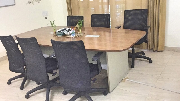 GoSpace 2117 6 Seater - Meeting Room
