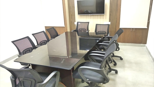 GoSpace 1067 8 Seater - Meeting Room