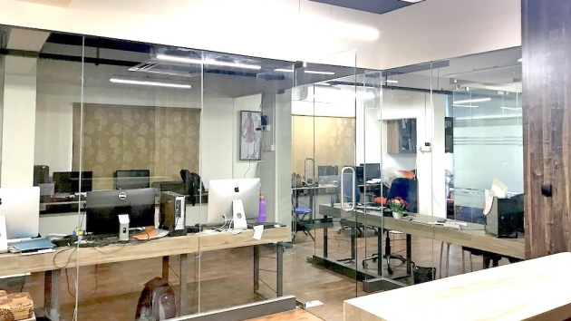 GoOffice 1077 Open Desks