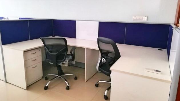 GoOffice 2046 Open Desks