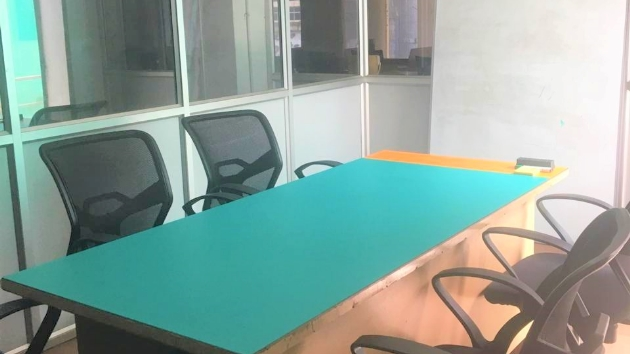 GoSpace 2110 5 Seater - Meeting space