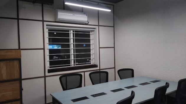 GoSpace 3049 8 Seater - Meeting space
