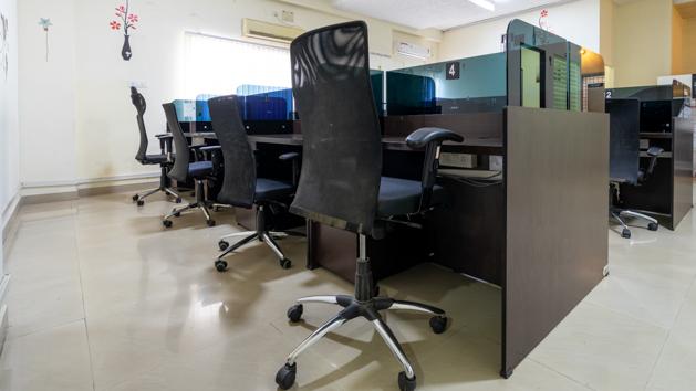 GoOffice 2006 Open Desks