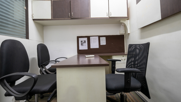 GoOffice 2015 2 Seater Private Cabin