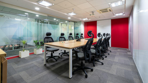 GoSpace 2065 12 Seater - Meeting room