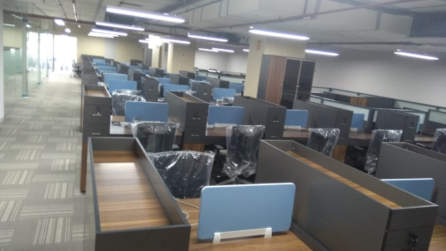 GoOffice 3056 Open Desks