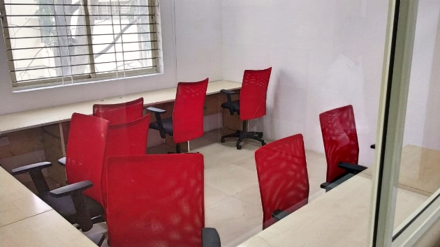 GoOffice 2208 10 Seater Private Cabin