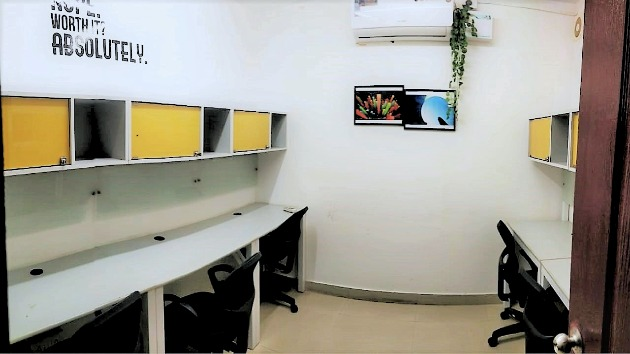 GoOffice 2151 6 Seater Private Cabin