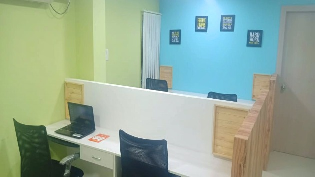 GoOffice 2143 Open Desks