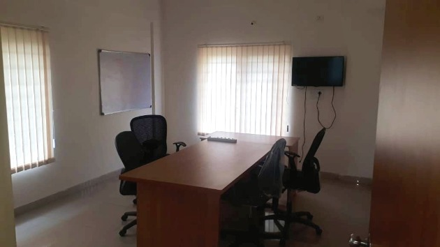 GoSpace 2314 4 Seater - Meeting Room