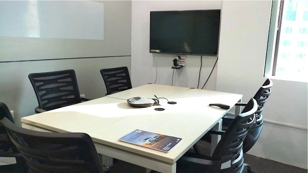 GoSpace 3070 5 Seater - Meeting Room