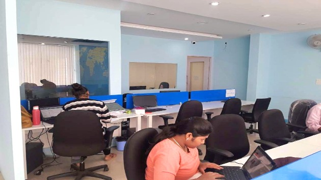 GoOffice 2168 Open Desks