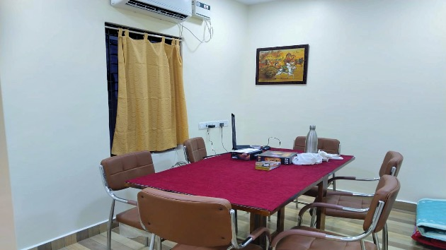 GoSpace 1129 6 Seater - Meeting Room
