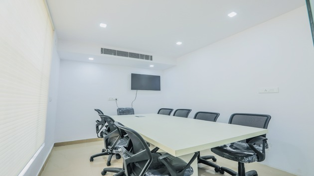 GoSpace 2165 8 Seater - Meeting Room