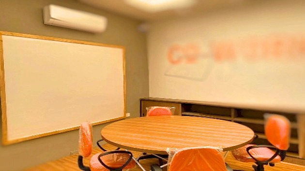 GoSpace 1152 4 Seater - Meeting Room