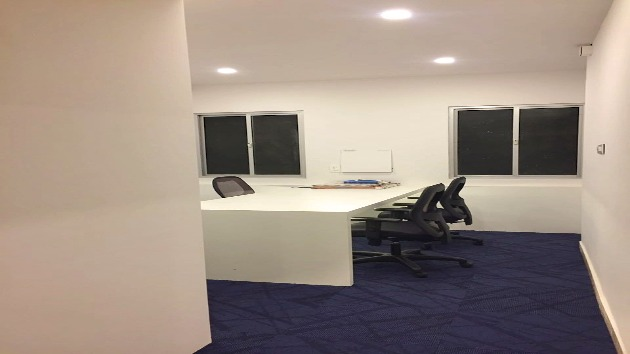 GoSpace 1155 6 Seater - Meeting Room