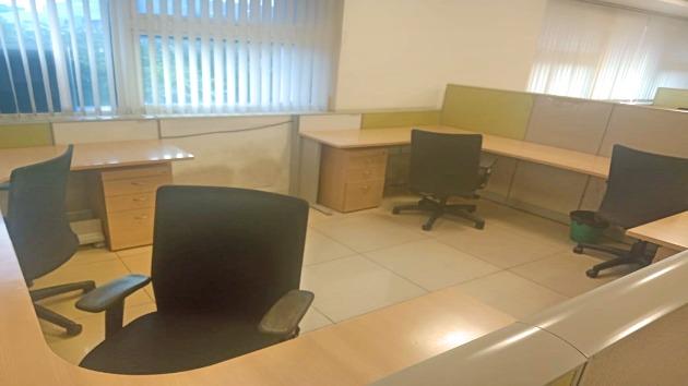 GoOffice 1017 Open Desks