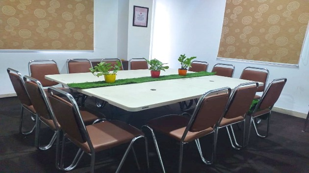 GoSpace 3086 10 Seater - Meeting Room