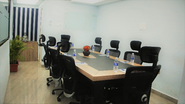 GoSpace 4004 8 Seater - Meeting space
