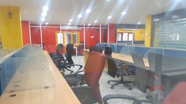 GoOffice 3081 Open Desks