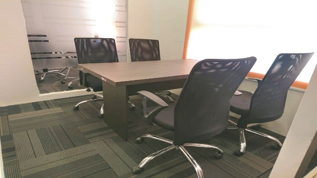 GoSpace 2159  4 Seater - Meeting Room