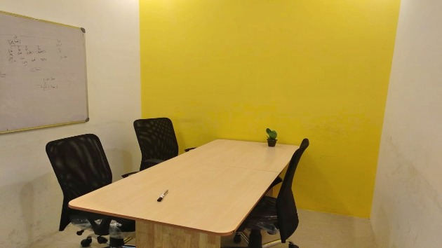 GoSpace 2154  4 Seater - Meeting Room
