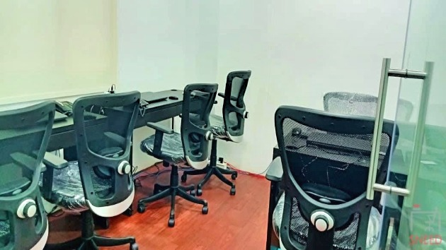 GoOffice 3065 10 Seater Private Cabin