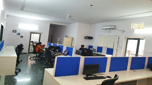GoOffice 2319 Open Desks