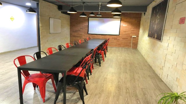 GoSpace 3094 50 Seater - Meeting Room